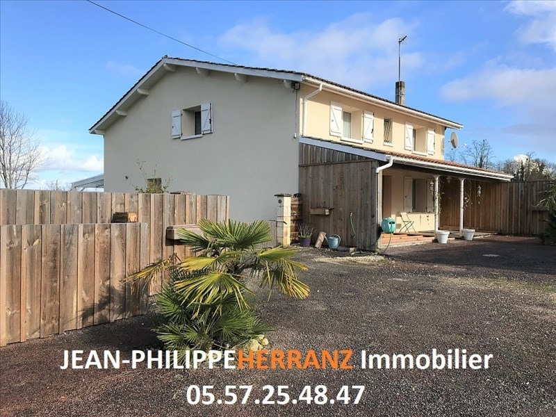 Sale house / villa Lussac 233 000€ - Picture 1