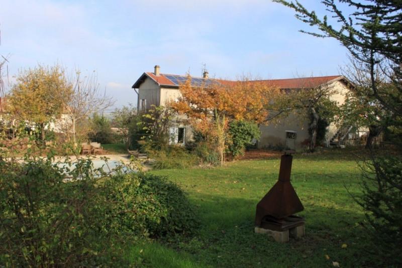 Sale house / villa Saint-sorlin-de-vienne 375000€ - Picture 2