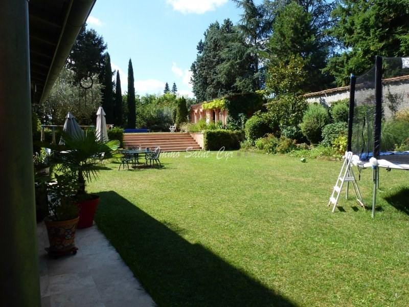 Vente maison / villa St cyr au mont d'or 1095000€ - Photo 2