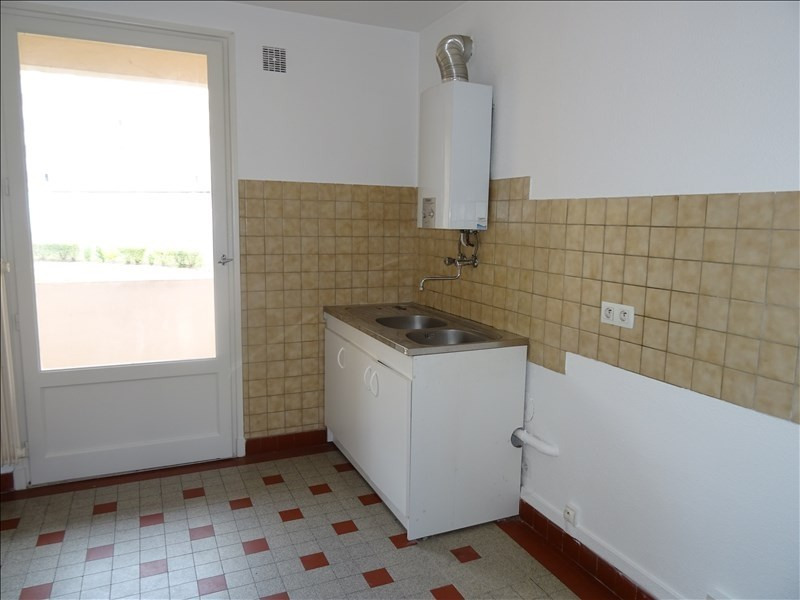 Rental apartment Roanne 430€ CC - Picture 1