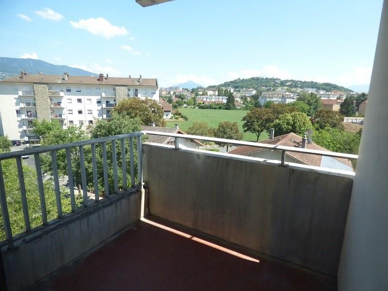 Rental apartment Annemasse 619€ CC - Picture 2