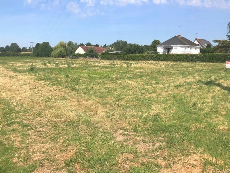 Vente terrain Villandry 85000€ - Photo 1