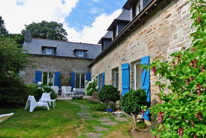 Verkauf von luxusobjekt haus La foret fouesnant 760000€ - Fotografie 9
