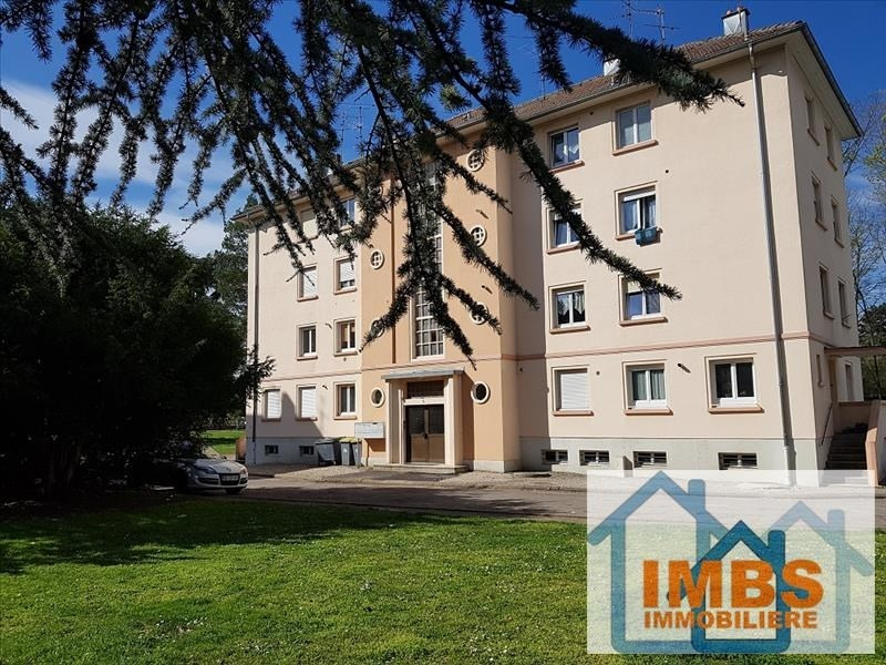 Vente appartement Pfastatt 104 500€ - Photo 2