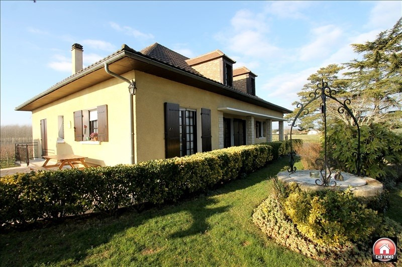 Vente maison / villa Lamonzie saint martin 342000€ - Photo 8