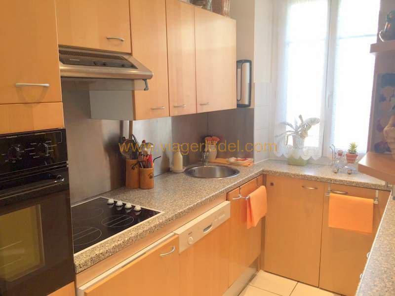 Vitalicio  apartamento Nice 89000€ - Fotografía 4
