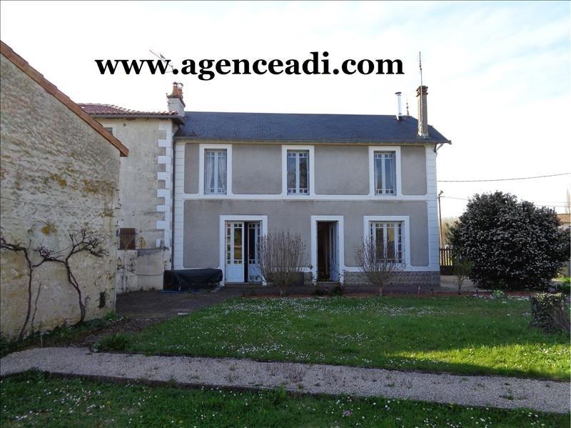 Vente maison / villa La mothe st heray 126000€ - Photo 1