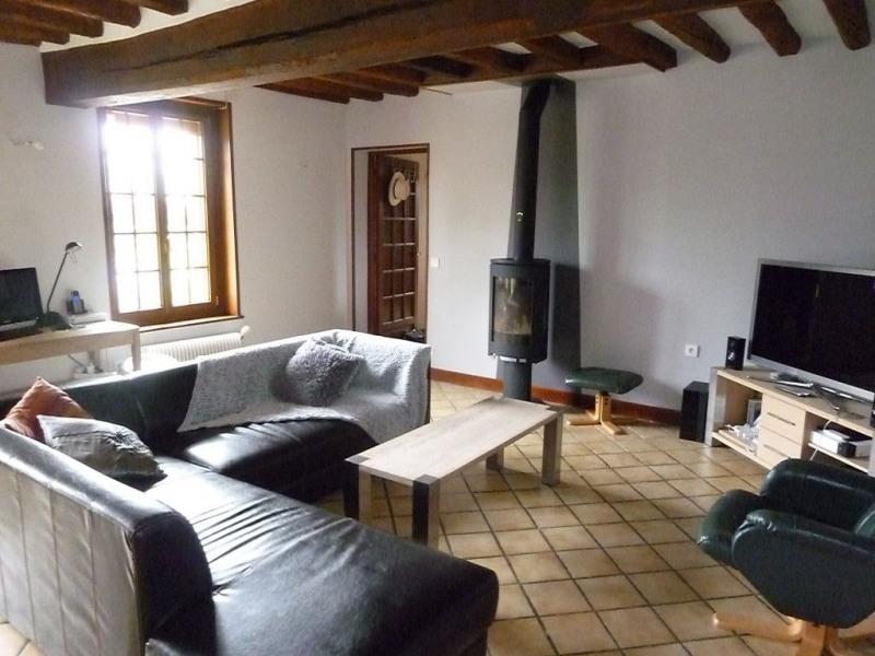 Vente maison / villa Verneuil d'avre et d'iton 278000€ - Photo 2