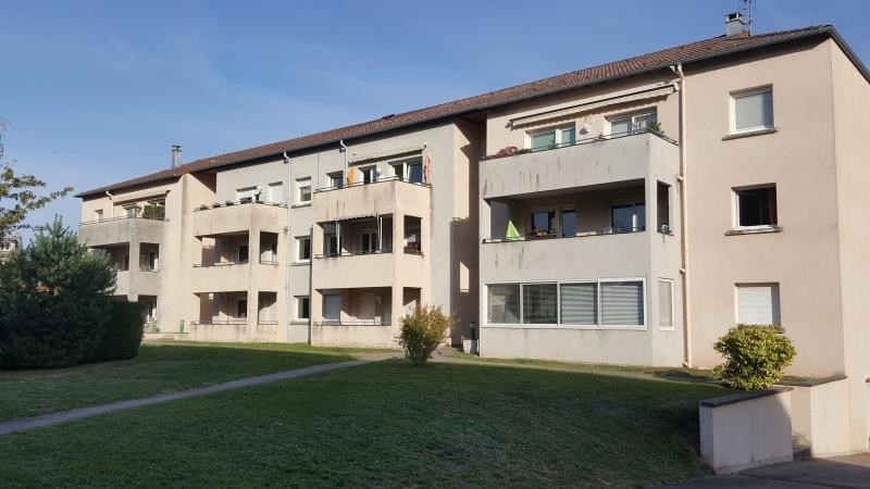 Sale apartment St die 159750€ - Picture 1