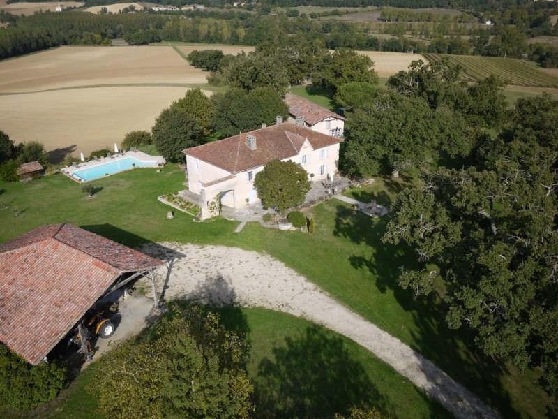 Vente de prestige maison / villa Brugnens 756000€ - Photo 2