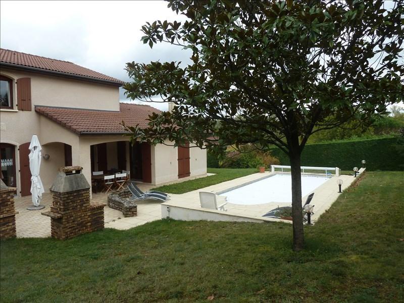 Sale house / villa La verpilliere 450000€ - Picture 2