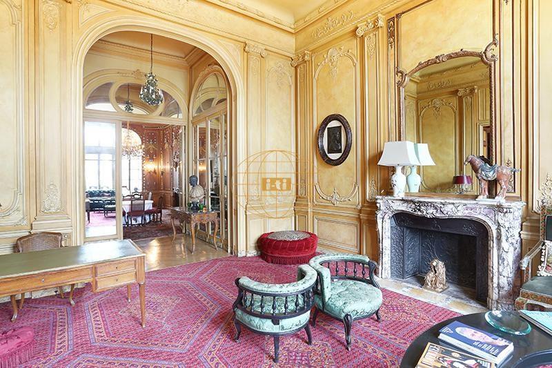 Deluxe sale apartment Paris 16ème 5720000€ - Picture 5