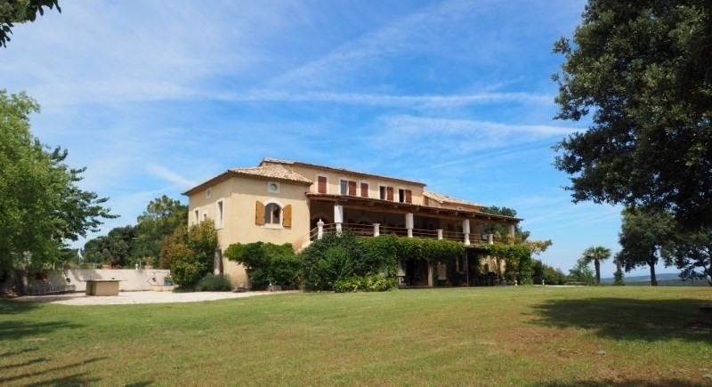 Verkoop van prestige  huis Uzes 929000€ - Foto 1