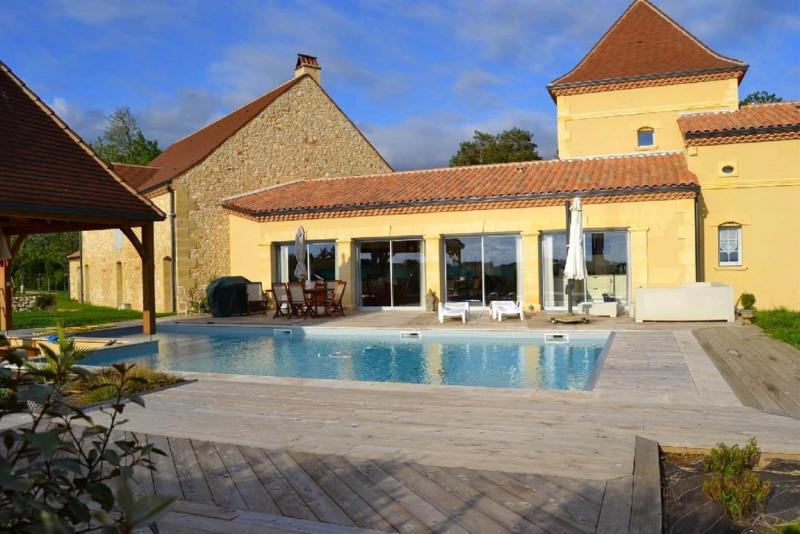 Vente de prestige maison / villa Lamonzie saint martin 682500€ - Photo 1