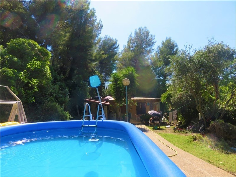 Vente terrain Sanary sur mer 174 000€ - Photo 1