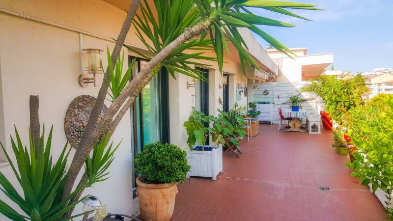 Sale apartment Cannes 280000€ - Picture 2