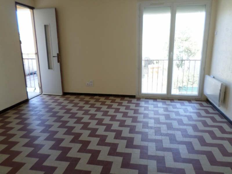 Rental apartment Miramas 582€ CC - Picture 1