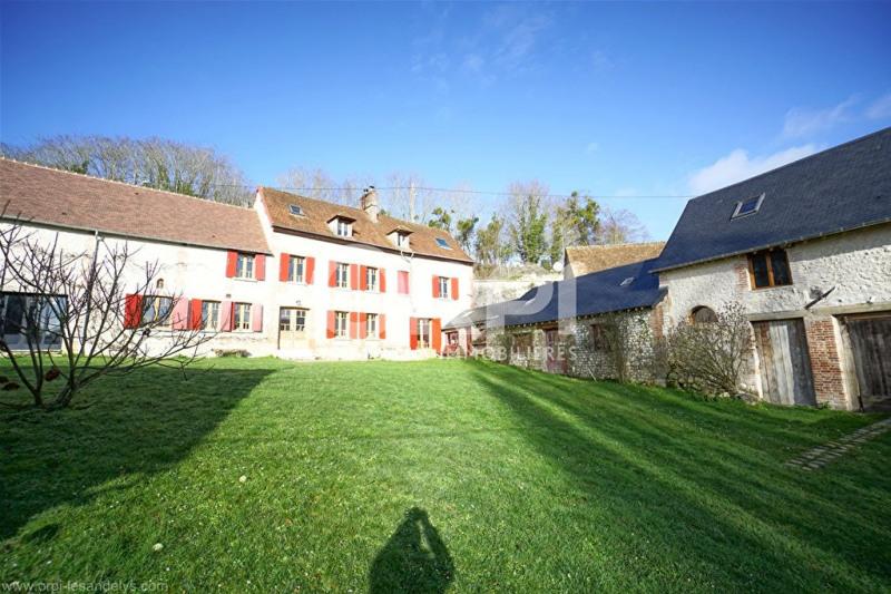 Vente de prestige maison / villa Lyons la foret 567000€ - Photo 17