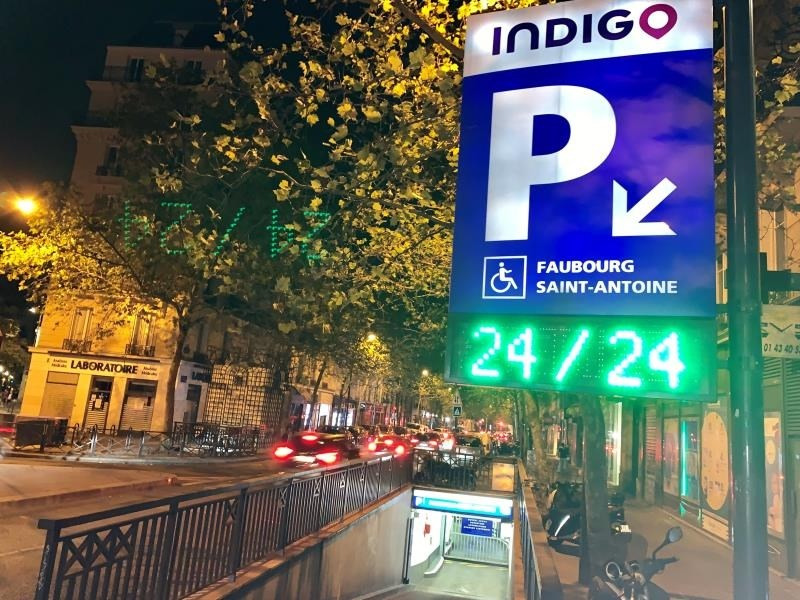 Vendita parking/auto coperto Paris 12ème 19 000€ - Fotografia 4