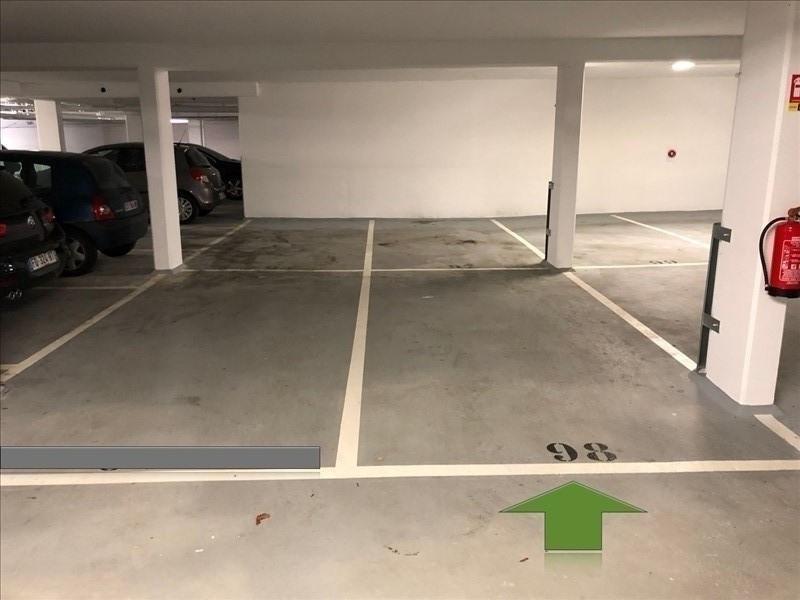 Sale parking spaces Versailles 54000€ - Picture 1