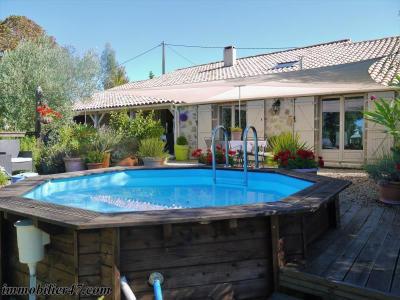 Vente maison / villa Prayssas 285 000€ - Photo 2