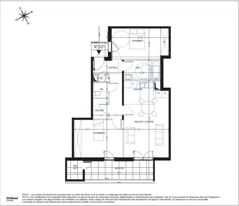 Vente appartement Antony 597125€ - Photo 2