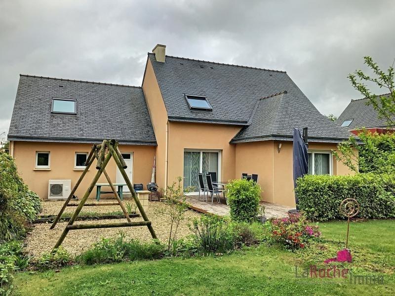 Vente maison / villa Plouneventer 245575€ - Photo 10