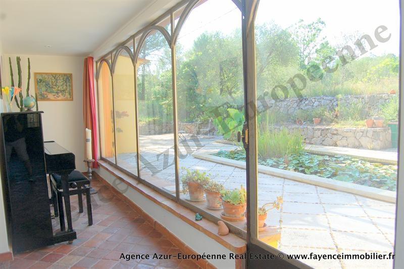 Deluxe sale house / villa Le canton de fayence 875000€ - Picture 19