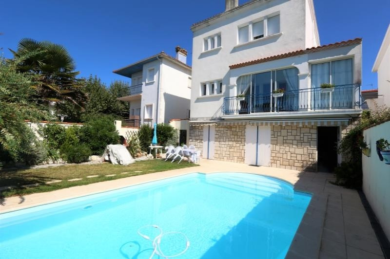 Vente de prestige maison / villa Royan 574 000€ - Photo 1