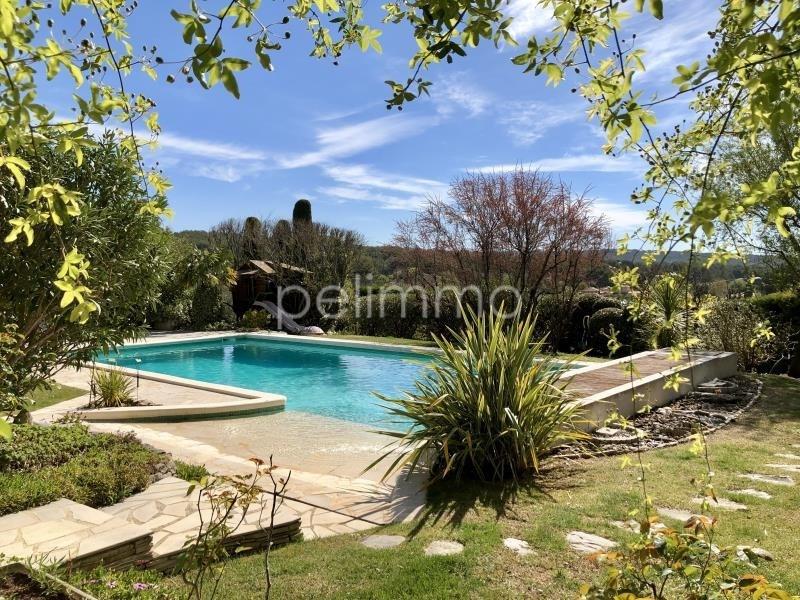 Deluxe sale house / villa Lambesc 730000€ - Picture 2