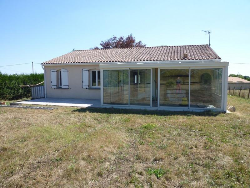 Location maison / villa Louzac saint andre 730€ CC - Photo 8