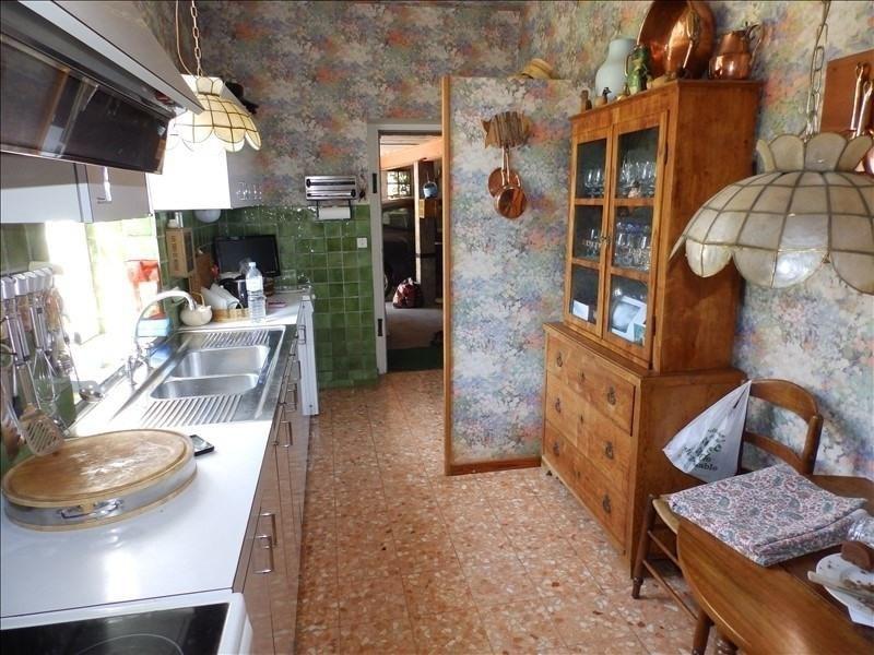Sale house / villa Lucenay les aix 214000€ - Picture 9