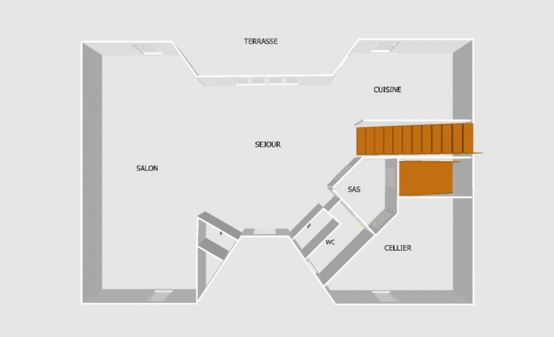 Vente maison / villa Nimes 275000€ - Photo 4