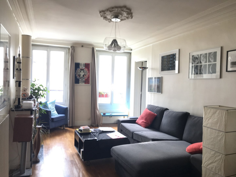 Vente appartement Paris 10ème 730 000€ - Photo 1