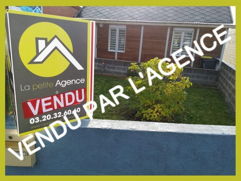 Vente maison / villa Auchy les mines 122900€ - Photo 1