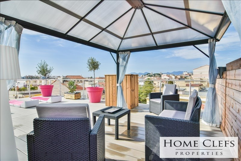 Deluxe sale apartment Cannes 899 000€ - Picture 2