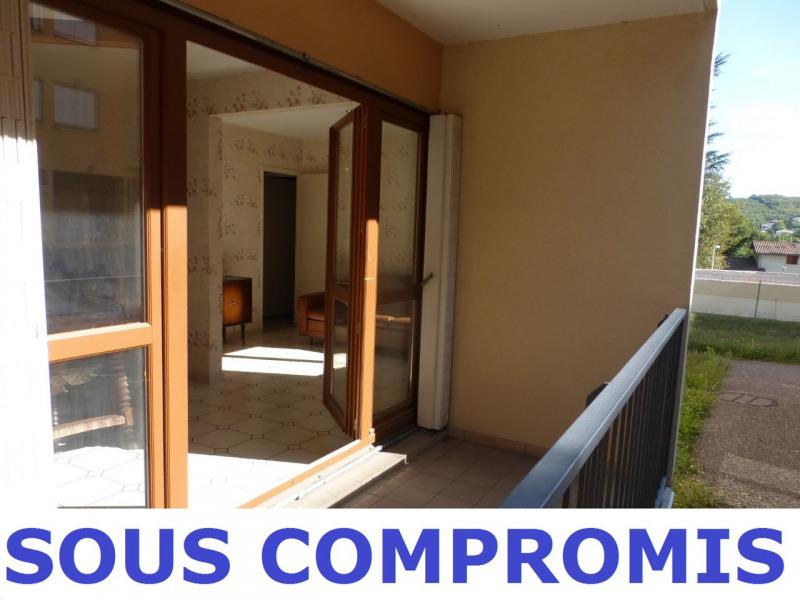 Vente appartement Pont-évêque 97000€ - Photo 1