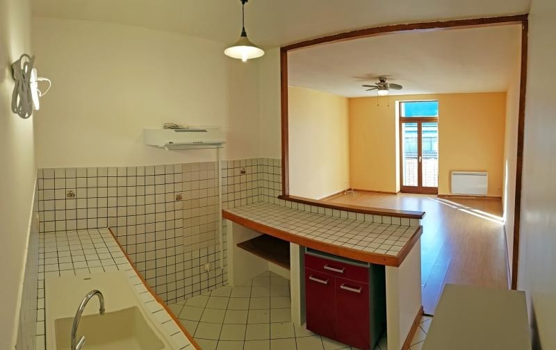 Rental apartment Nantua 515€ CC - Picture 5