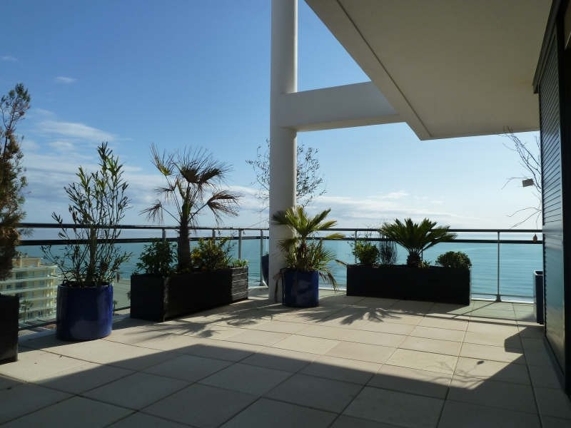 Deluxe sale apartment Canet plage 499 000€ - Picture 1