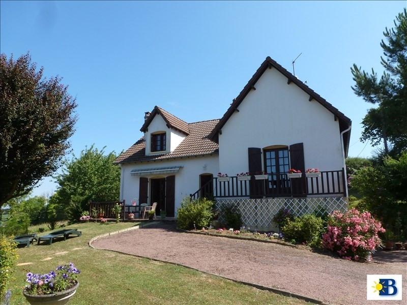 Vente maison / villa Oyre 163240€ - Photo 1