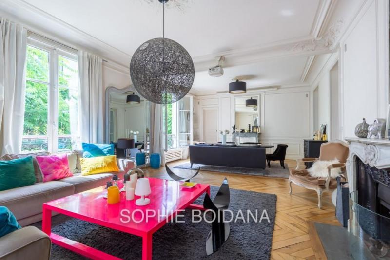 Vente de prestige appartement Paris 17ème 2800000€ - Photo 2