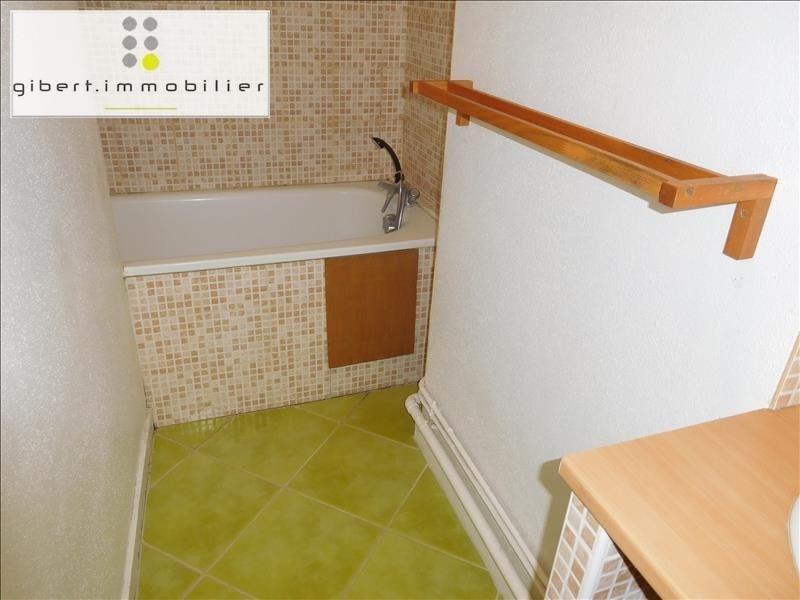 Location appartement Le puy en velay 436,79€ CC - Photo 3