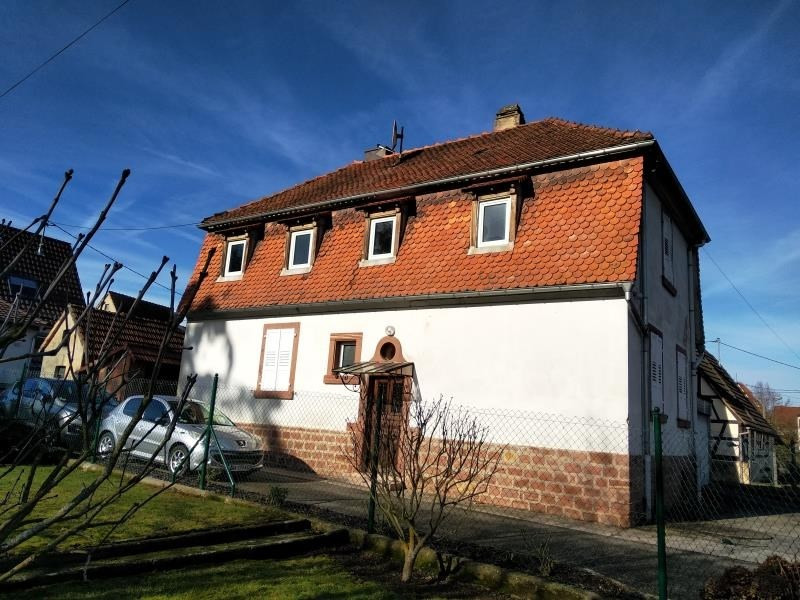 Verkauf haus Wissembourg 78000€ - Fotografie 1