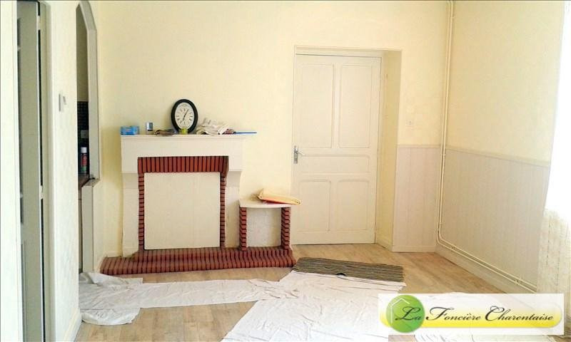 Sale house / villa Aigre 108000€ - Picture 7