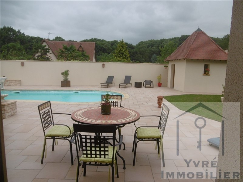 Sale house / villa Yvre l'eveque 364000€ - Picture 3