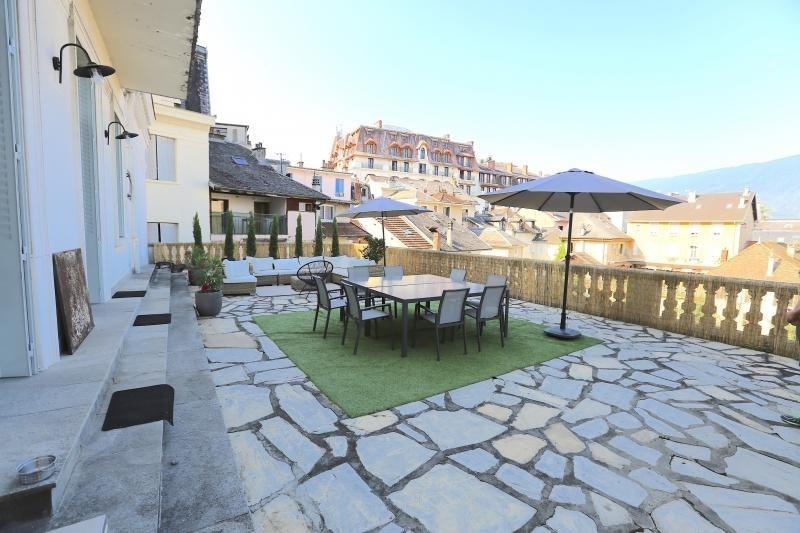Vente de prestige appartement Aix les bains 899000€ - Photo 2