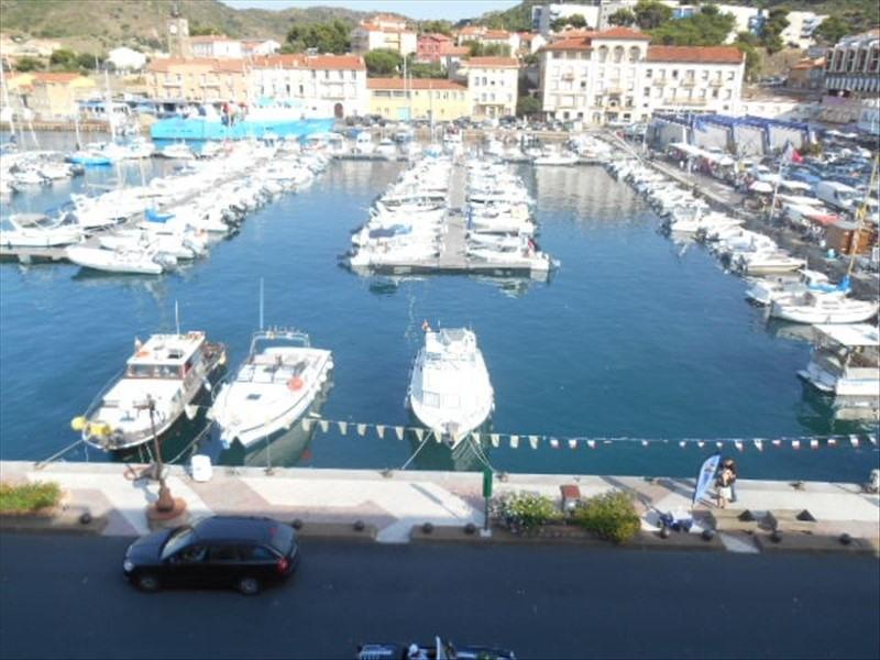Sale apartment Port vendres 96000€ - Picture 1