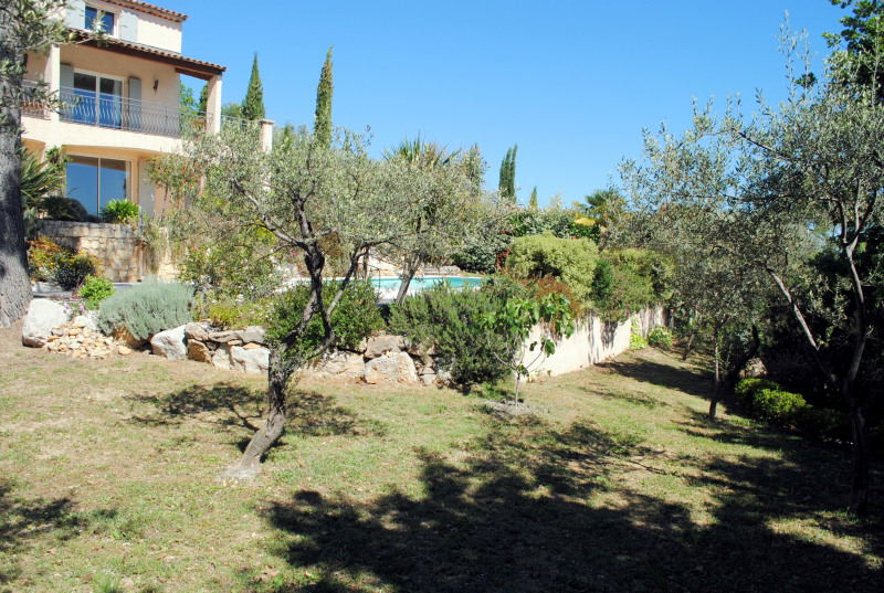 Deluxe sale house / villa Fayence 745 000€ - Picture 4
