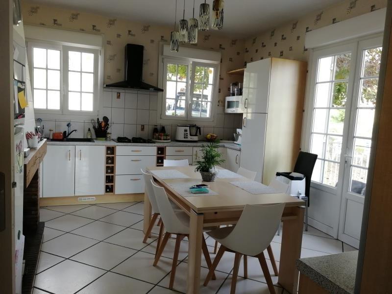 Sale house / villa Mettray 398500€ - Picture 3