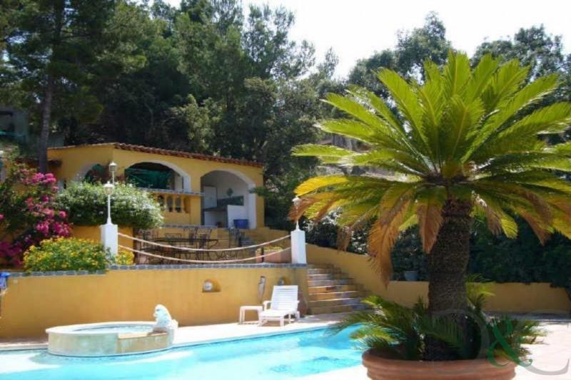Immobile residenziali di prestigio casa Bormes les mimosas 820000€ - Fotografia 3
